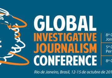 Konference GIJN v Rio de Janeiru