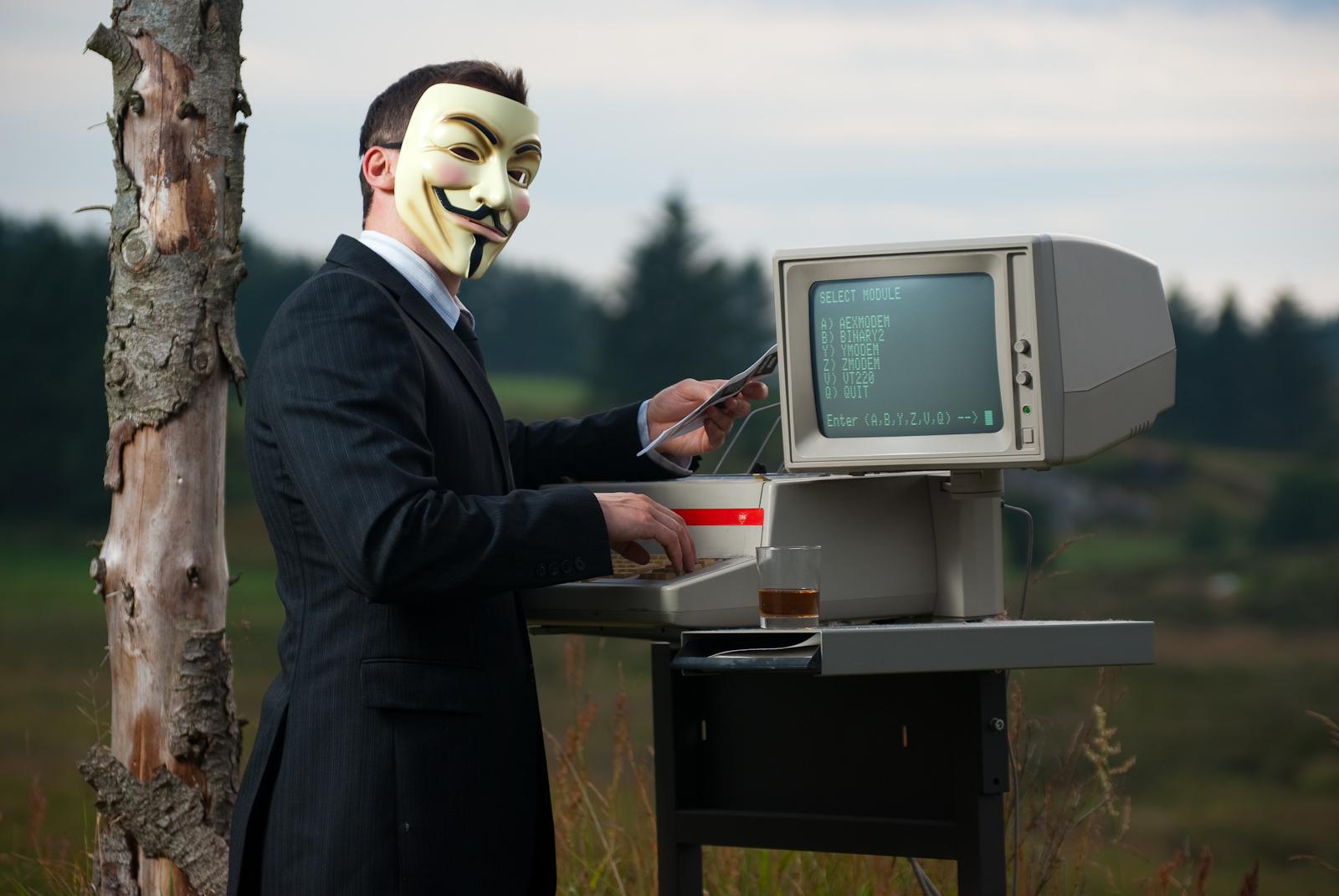 Internet už dávno není anonymní