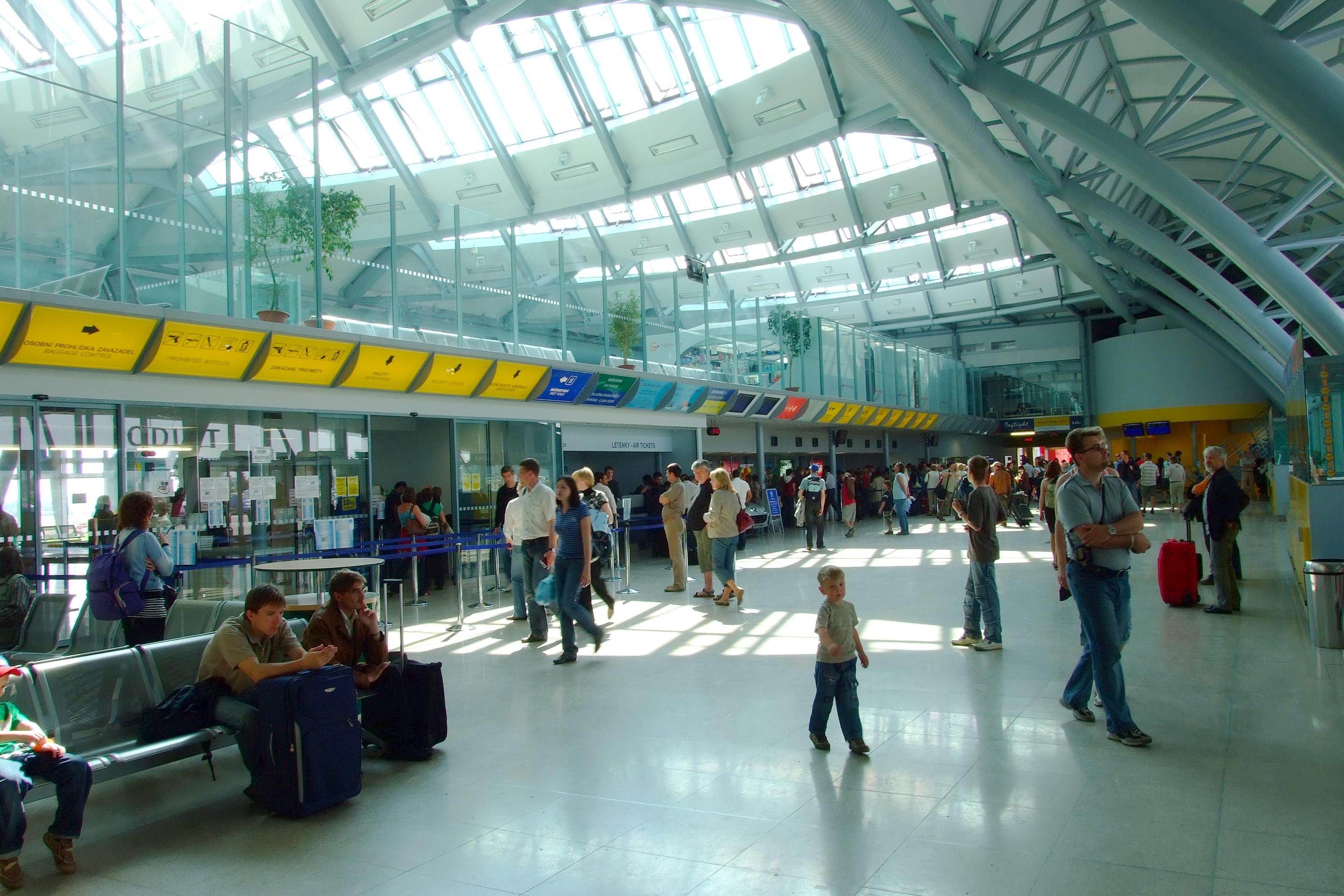 Brněnské letiště patří kraji, část zisku může končit až v Panamě
