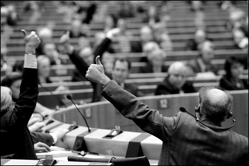 Novináři zemí EU žalují Evropský parlament