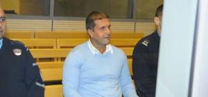 Darko Šarić před soudem