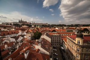 Praha by pixabay.com