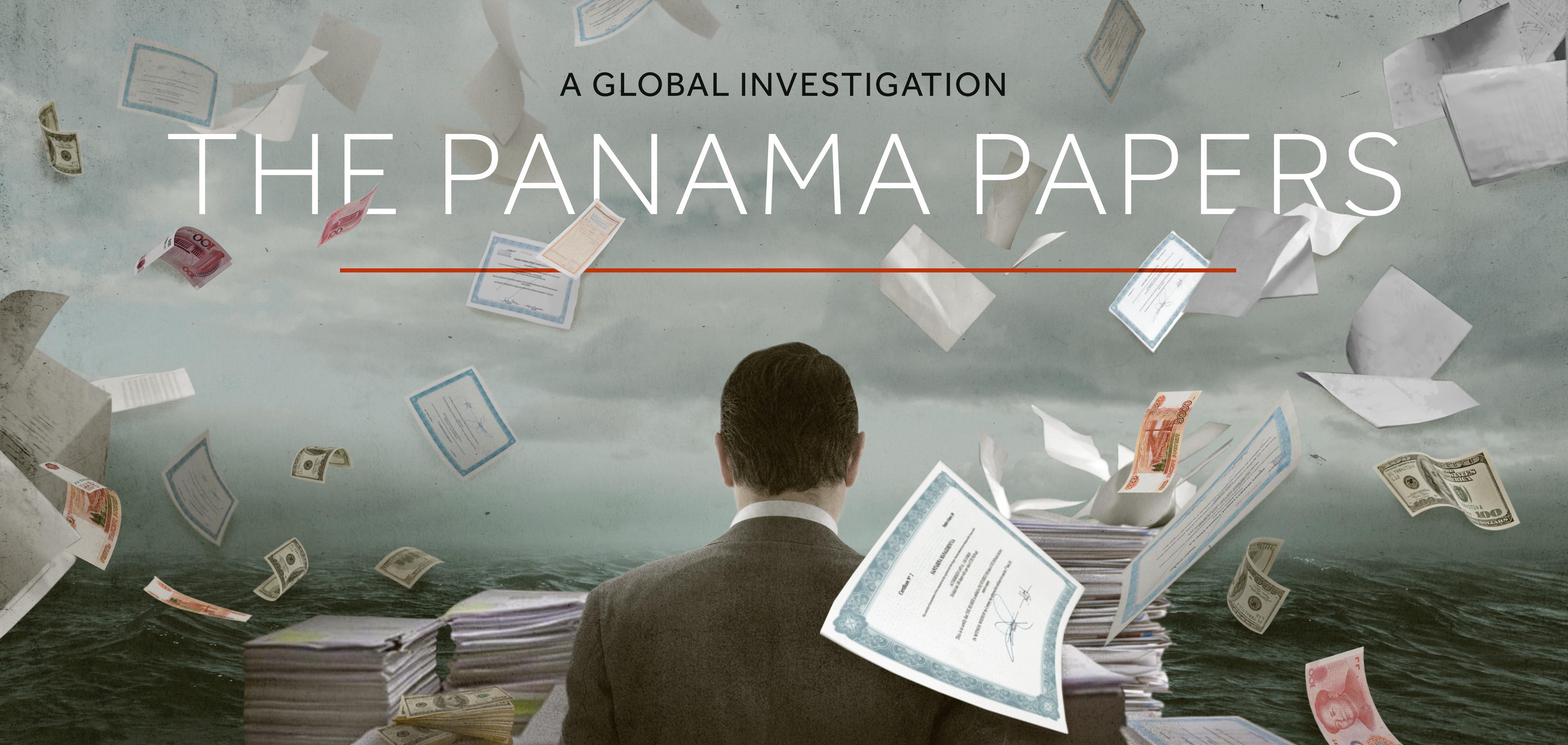 Výsledek obrázku pro Panamské dokumenty (Panama Papers)