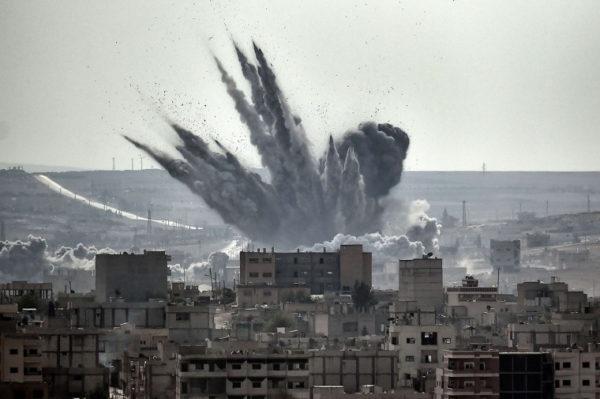 Sysrký válečný konflikt