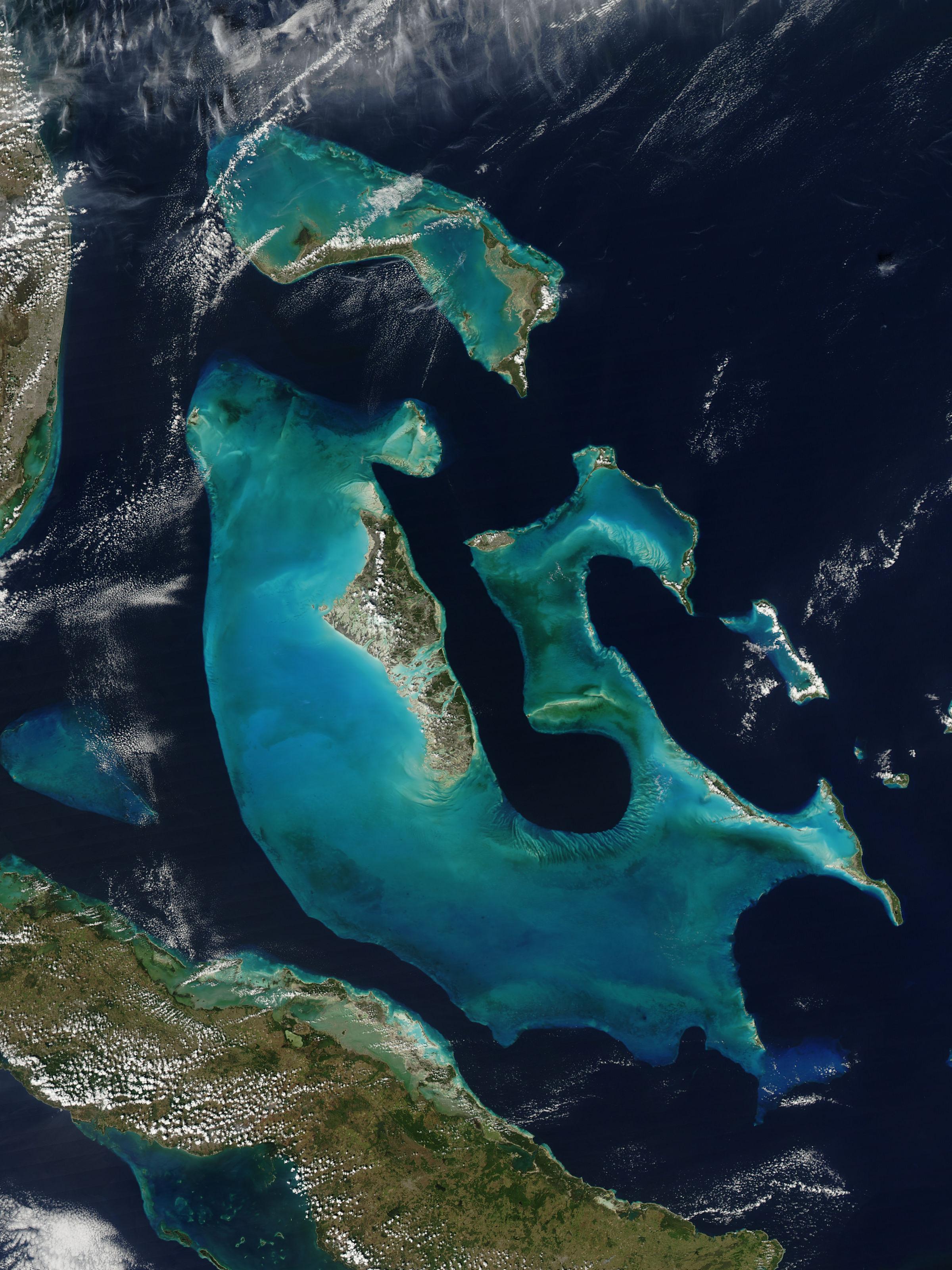 Nový únik informací přichází z Baham