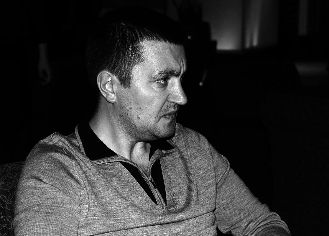 """Vjačeslav Platon – architekt """"Globální pračky"""""""