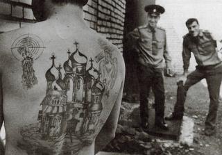 Tetování a ruský organizovaný zločin – občanka vyrytá do kůže
