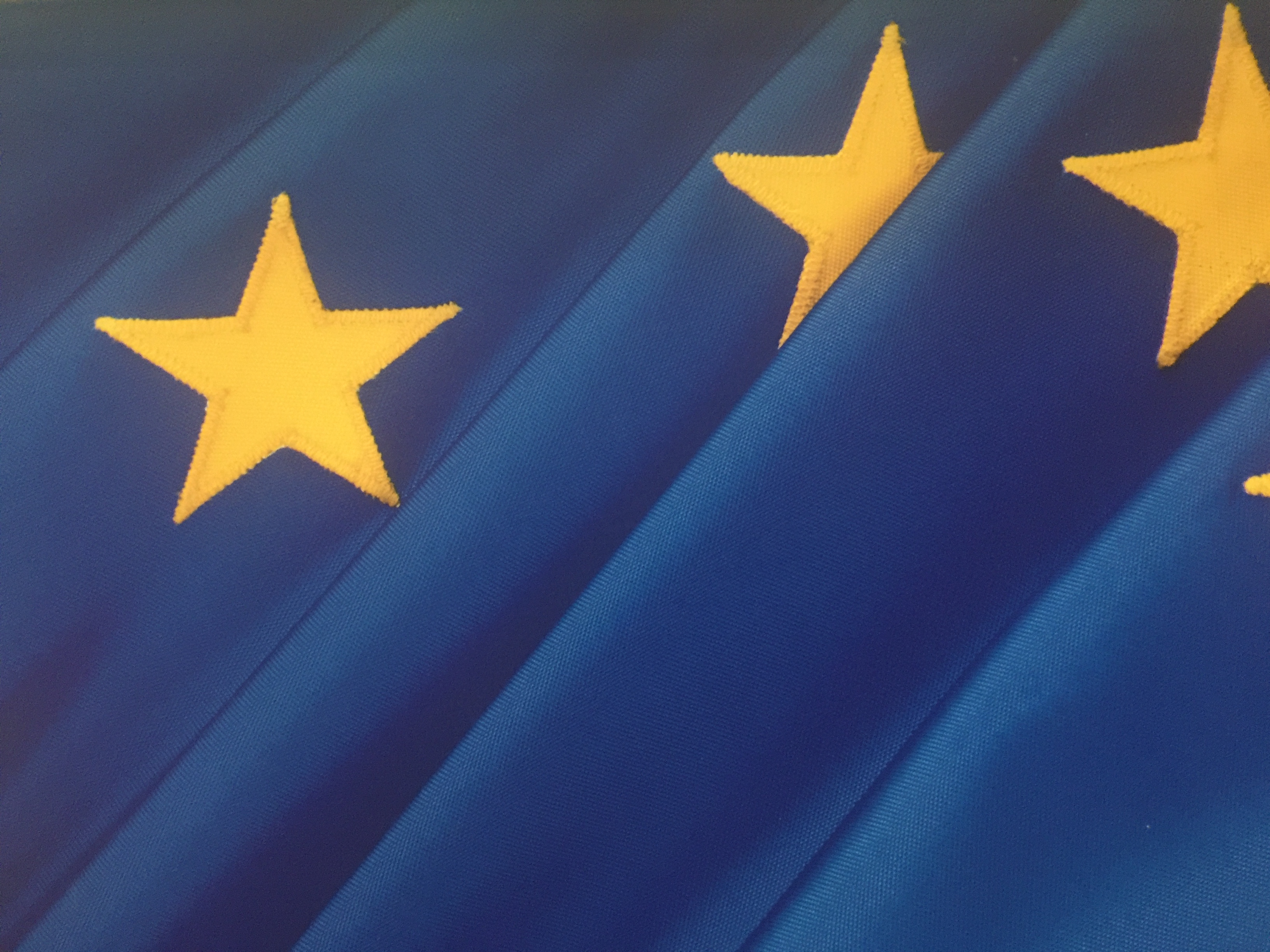 Mapa eurodotací