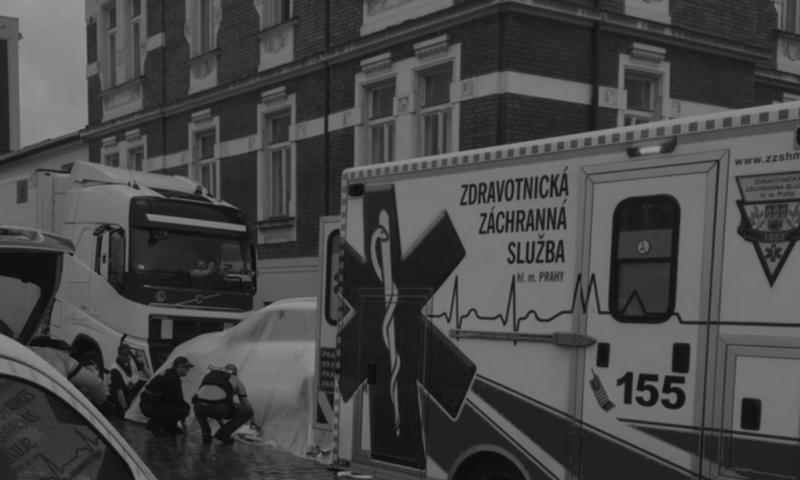 Smrt vJateční ulici