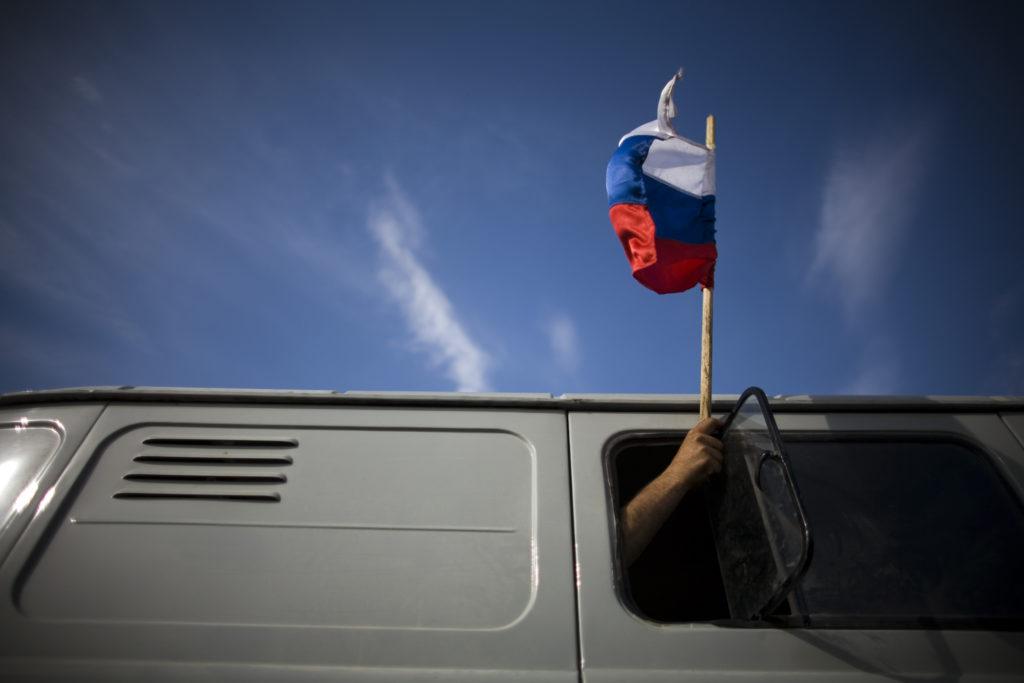 Kapesní revoluce ve jménu Ruska