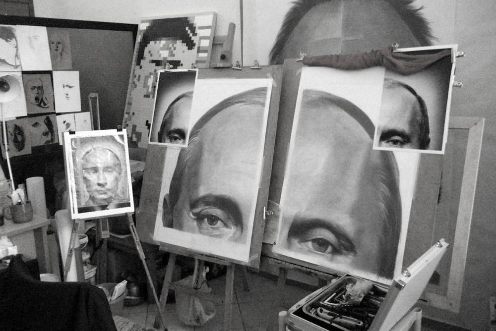 Imaginárne hlasy pre Putina