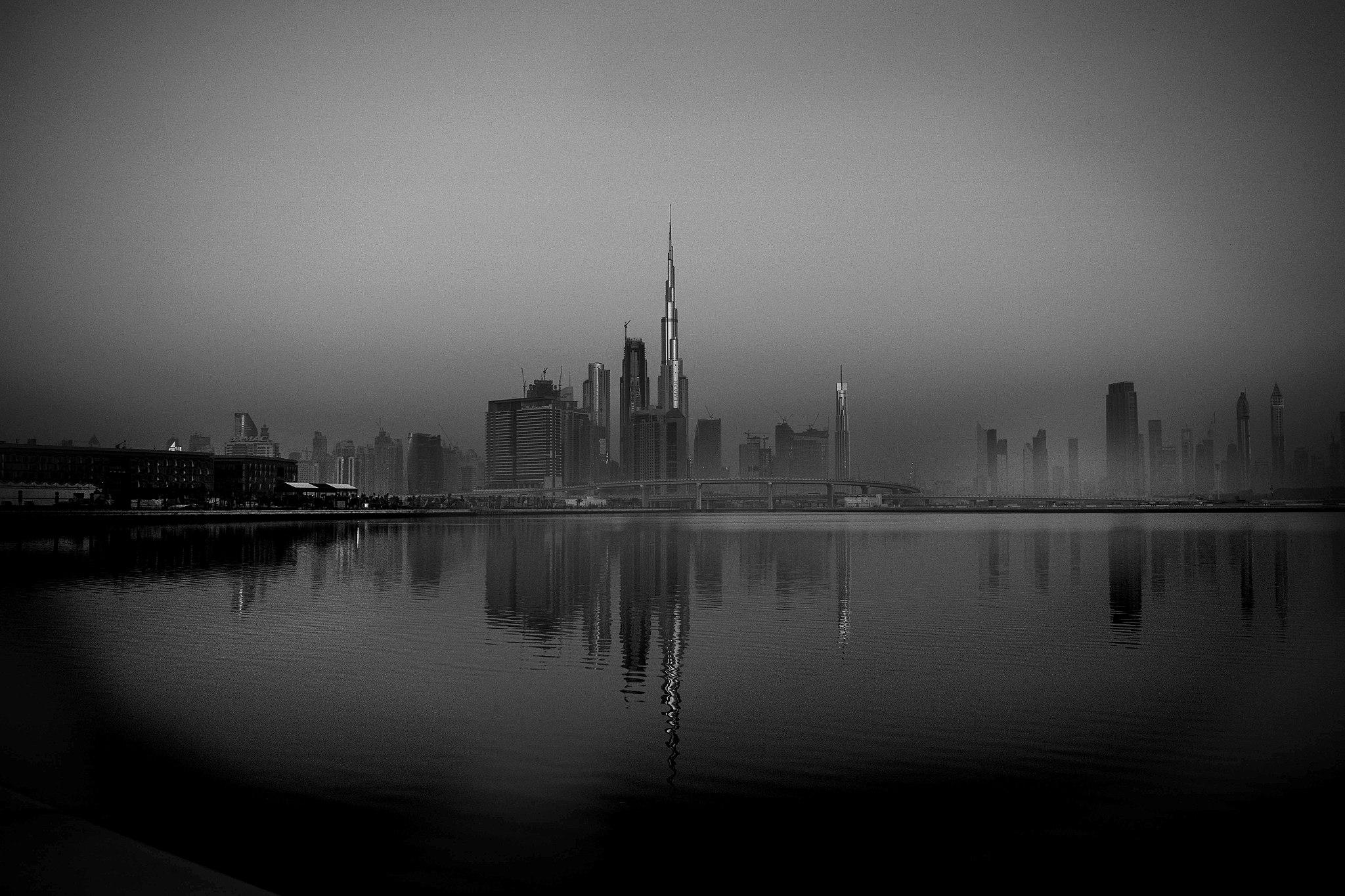 Zlaté písky Dubaje