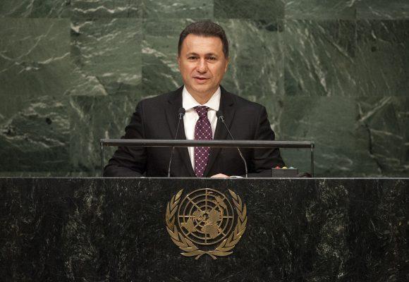 Bývalý makedonský předseda vlády uprchl do Maďarska, chce se vyhnout trestu