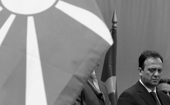 Makedonský špión rentiérem v Praze