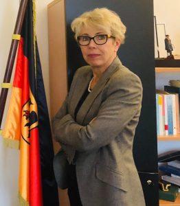 Dr. Sabine Vogt, foto: BKA