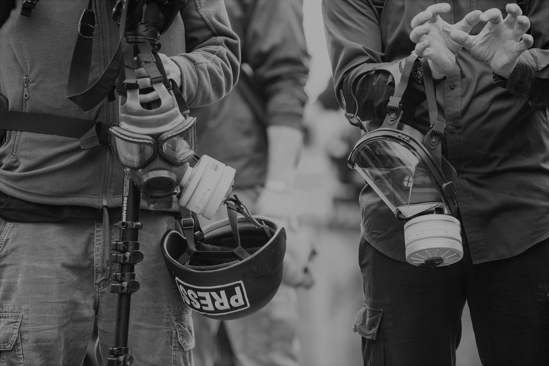 Novinářská etika a lidské neštěstí