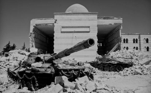 Akta Oděsa IV: Zbrojařova válka