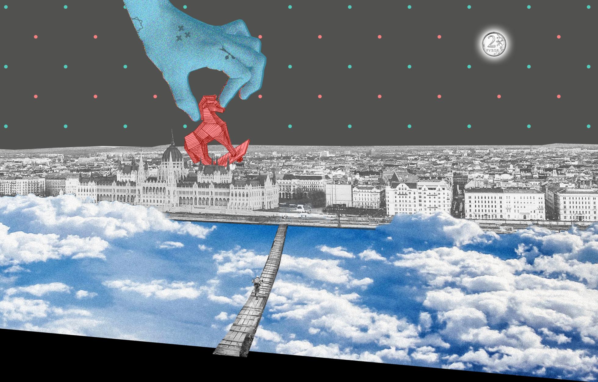 """""""Ruská banka"""" v Budapešti: Minulost s novou tváří"""