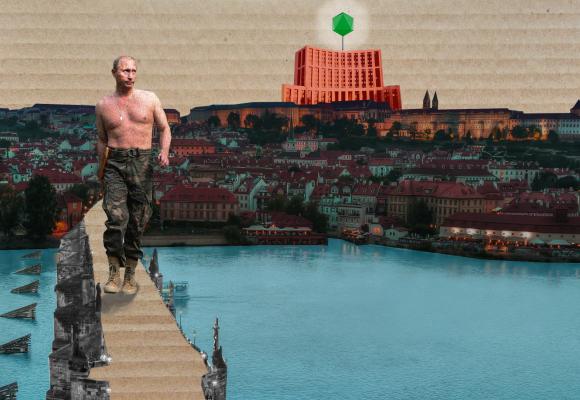 """Ruská banka"" v Budapešti: Brána do Evropy"