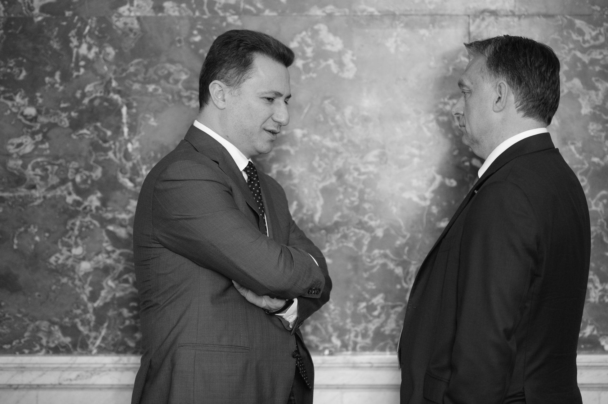 Život makedonského expremiéra odsouzeného za korupci: V Maďarsku může k volbám, schází se také s vládními představiteli