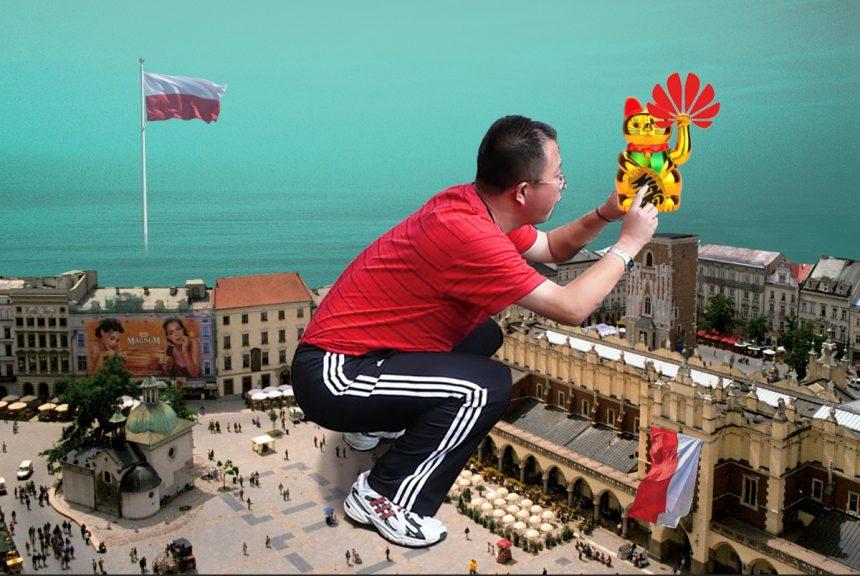 Huawei II: Ping pong ve střední Evropě
