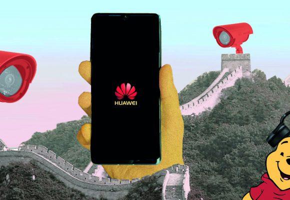 Co je špatně (s) Huawei?!
