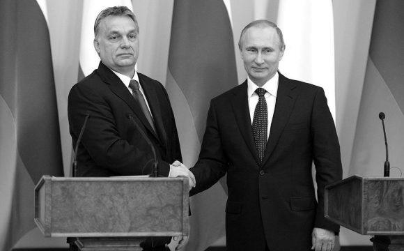 """""""Ruská banka"""" v Budapešti: Maďarsko pozastavilo udílení diplomatické imunity Rusům, zřejmě na žádost USA"""
