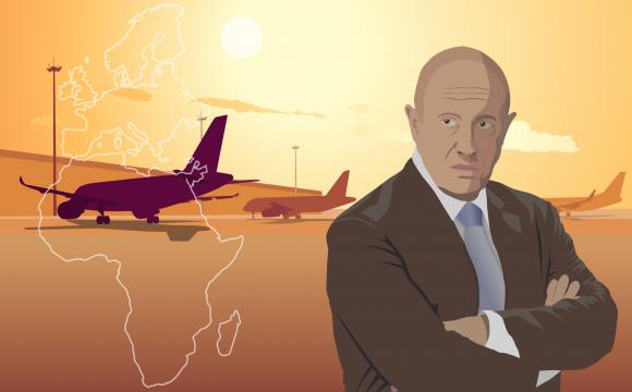 Putinův člověk na špinavou práci má firmy v Praze