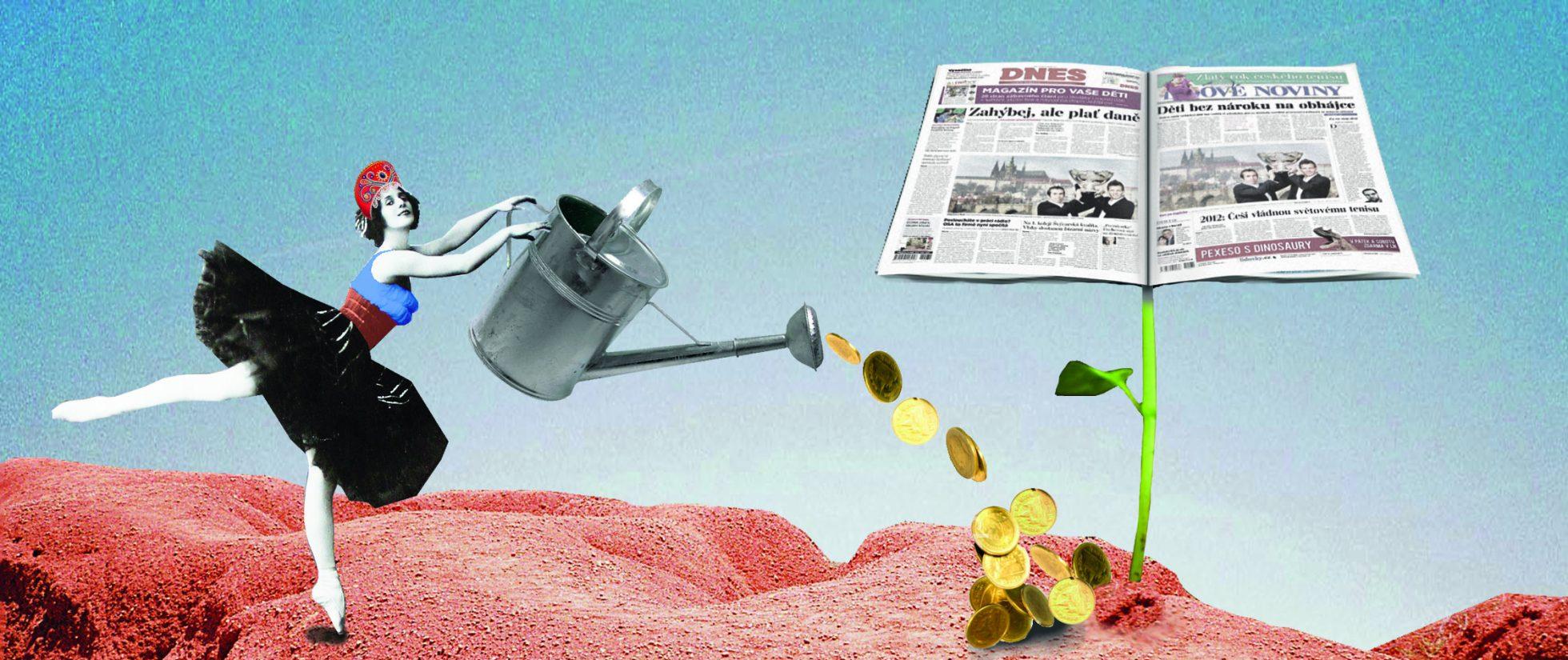 Státní reklama: ministerstva a jejich mediální partneři
