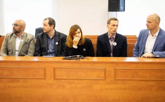Kauza Kuciak, den 5: Kočner měl motiv k vraždě, vypověděl Kuciakův šéfredaktor