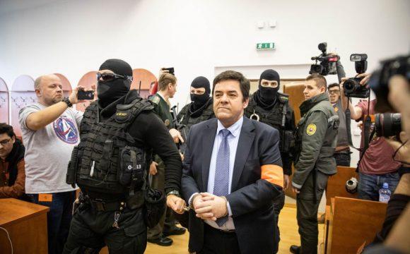 """Druhý den soudu: """"Zprostředkoval jsem vraždu Kuciaka na Kočnerův pokyn,"""" vypověděl Andruskó"""