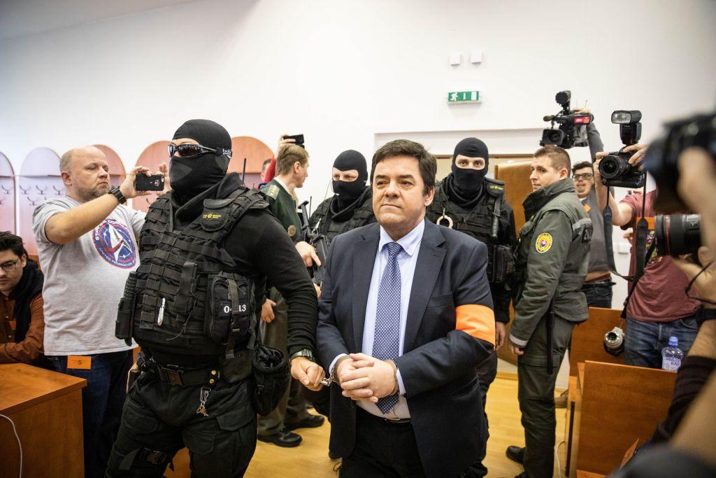 """Kauza Kuciak, den 2: """"Zprostředkoval jsem vraždu Kuciaka na Kočnerův pokyn,"""" vypověděl Andruskó"""