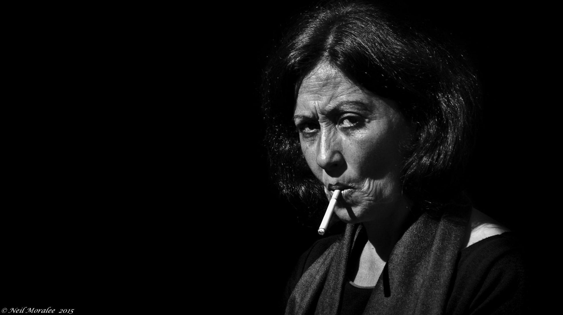 Kouřová clona