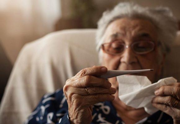 Koronavirus: Vítejte v lázních, senioři