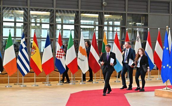 Kontrolní mise EU v zemi kozla zahradníka