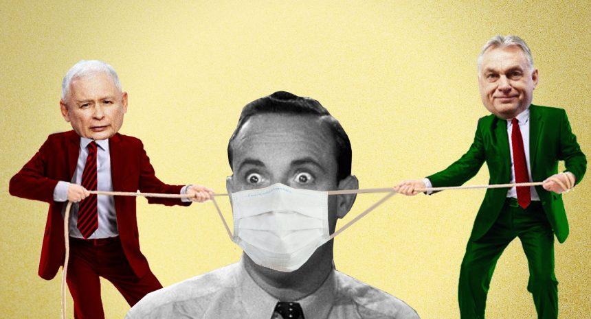 Koronavirus: Dost bylo demokracie