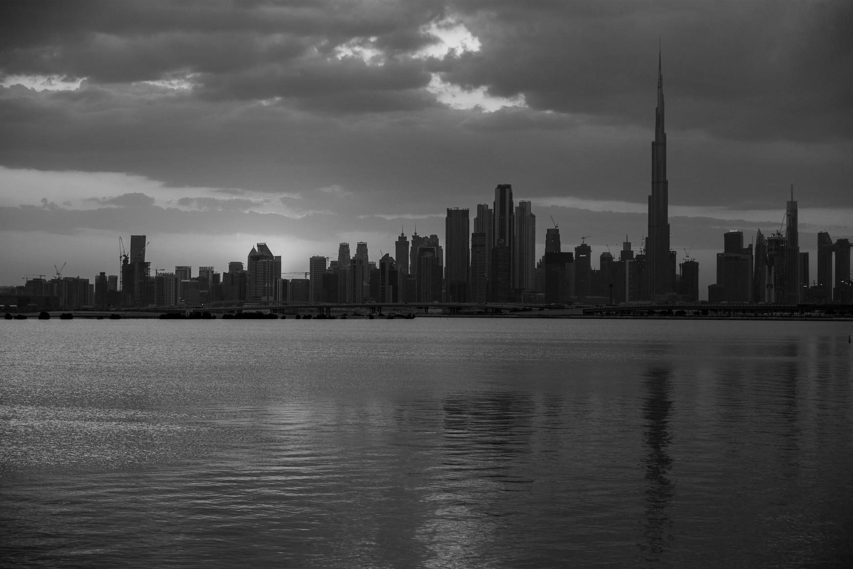 Zlaté písky Dubaje neztrácí svůj lesk