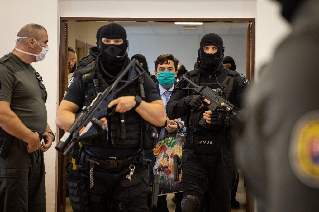 Kauza Kuciak, den 22: obžalovaní přednesli závěrečné řeči
