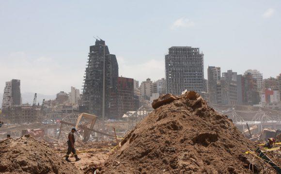 Otazníky kolem katastrofického výbuchu v Bejrútu