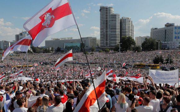Cesta bolesti a krve: svědectví z Běloruska