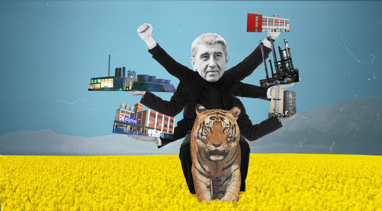 Impérium AB 2.0: Databáze firem a dotací Andreje Babiše