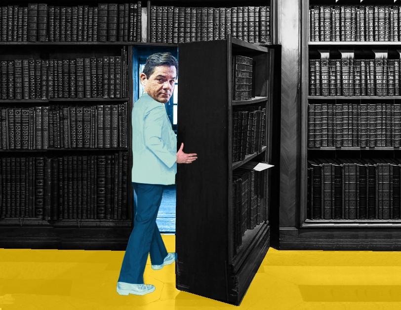 Kočnerova knižnica veřejných tajemství