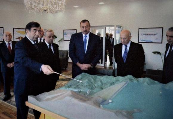 Ázerbájdžánská elita si oblíbila jižní Čechy