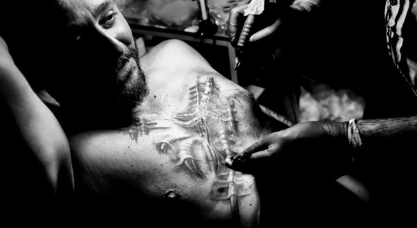 Tetování za mřížemi: krteček už nefrčí