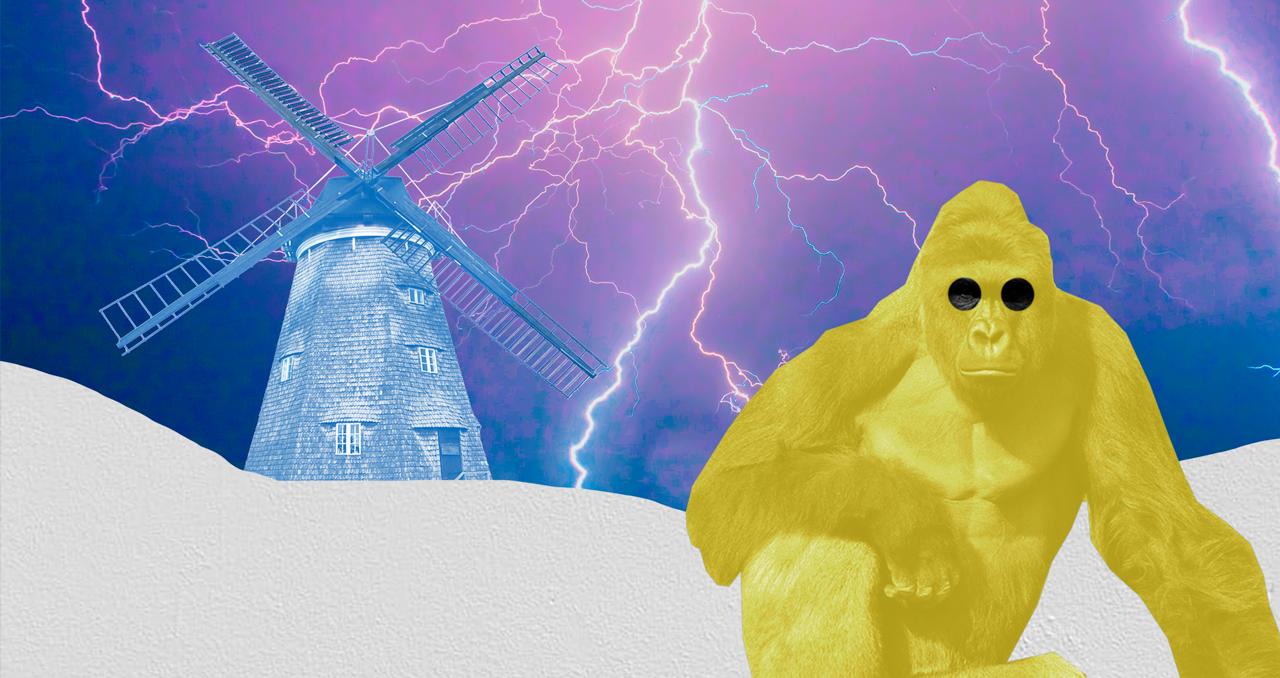 Bouře, Boží mlýny, Očistec: Slováci letos účtovali s prohnilým státním aparátem