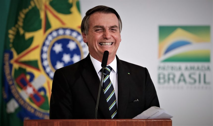 Brazilský prezident: Osobnost roku v organizovaném zločinu a korupci