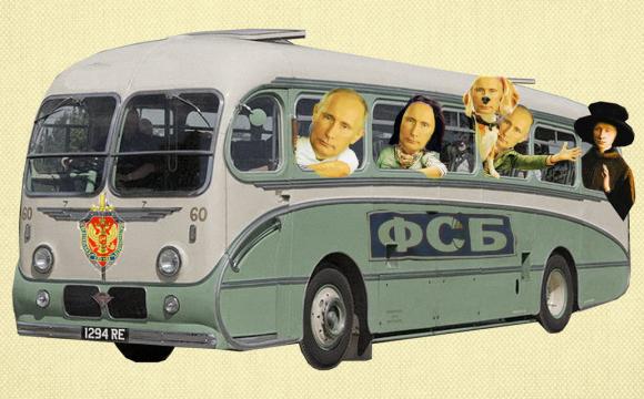 FSB i Putinův bratranec – kdo pere peníze v Česku?