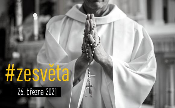 #zesvěta: Papež se modlí za mafiány