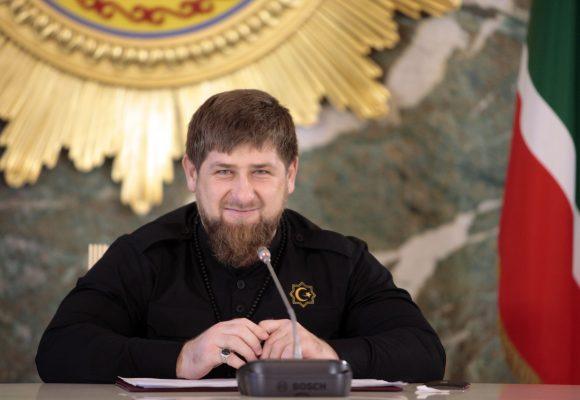 Majetky první a druhé dámy Čečenska