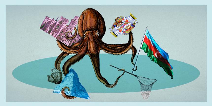 Ázerbájdžánci u českého moře: Takový normální podnikatel